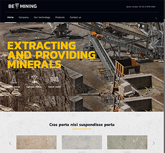 Construction Wordpress Theme Developer